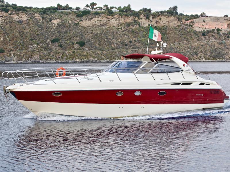 Cranchi Mediterranee 50 HT (Magia)  - 4