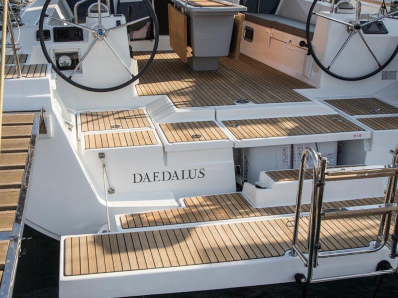 Oceanis 45 (DAEDALUS)  - 14