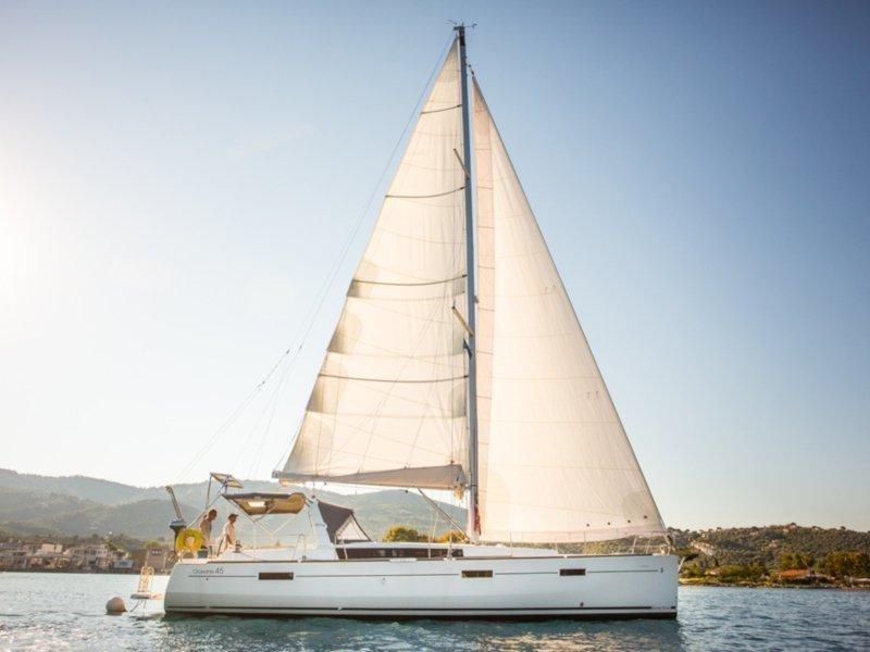 Oceanis 45 (DAEDALUS)  - 8