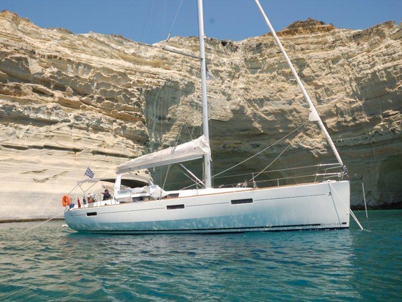 Oceanis 45 (IKARIA)  - 13