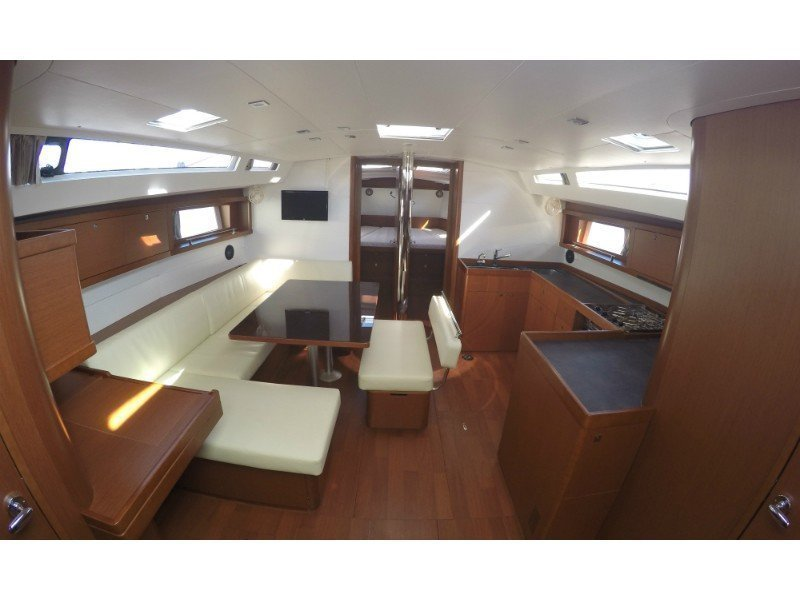Oceanis 48 (Butterfly (AIR-CO/GENERATOR/12 PAX)) Interior image - 1