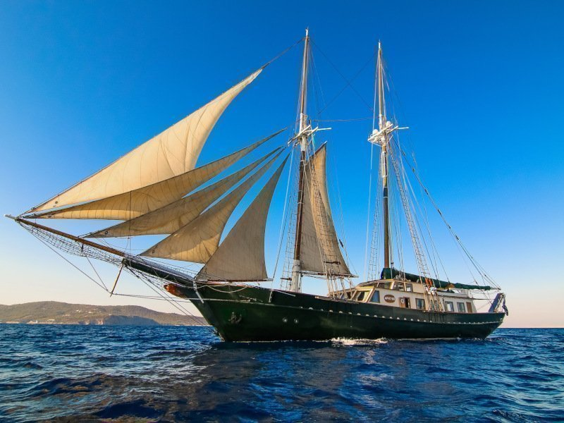 Motor sailer 1 (Arktos) Main image - 0