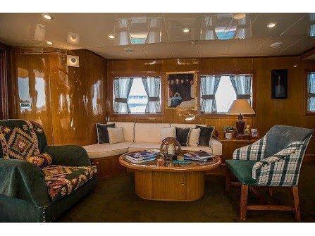 Motor sailer 1 (Arktos) Interior image - 12
