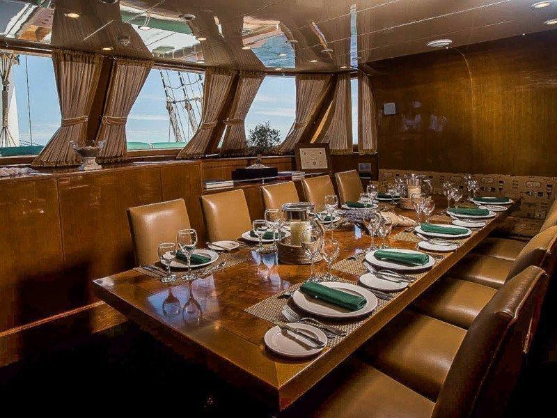 Motor sailer 1 (Arktos)  - 11
