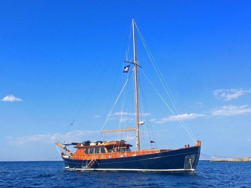 Motor sailer 2 (Achilleas) Main image - 0