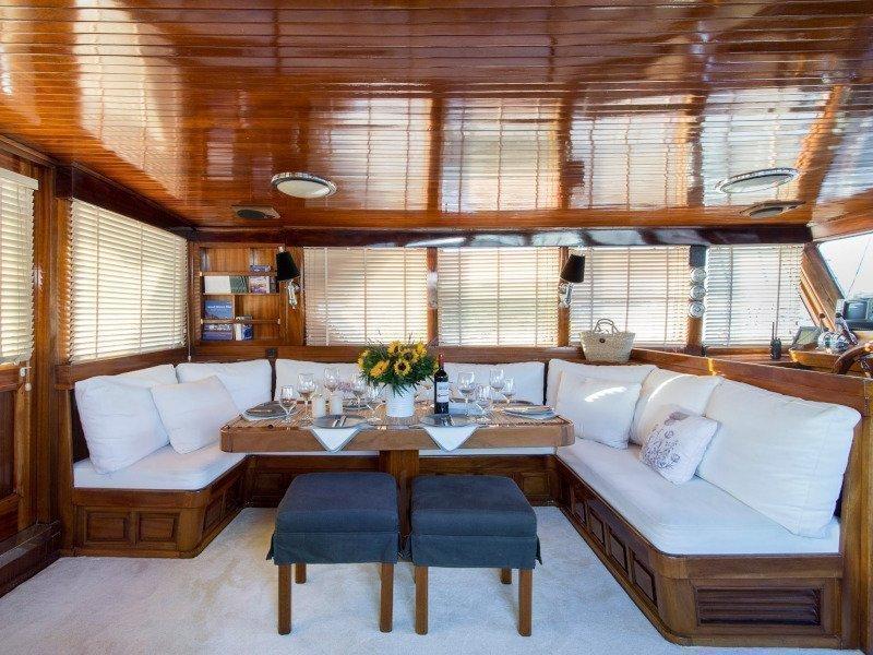 Motor sailer 2 (Achilleas) Interior image - 2