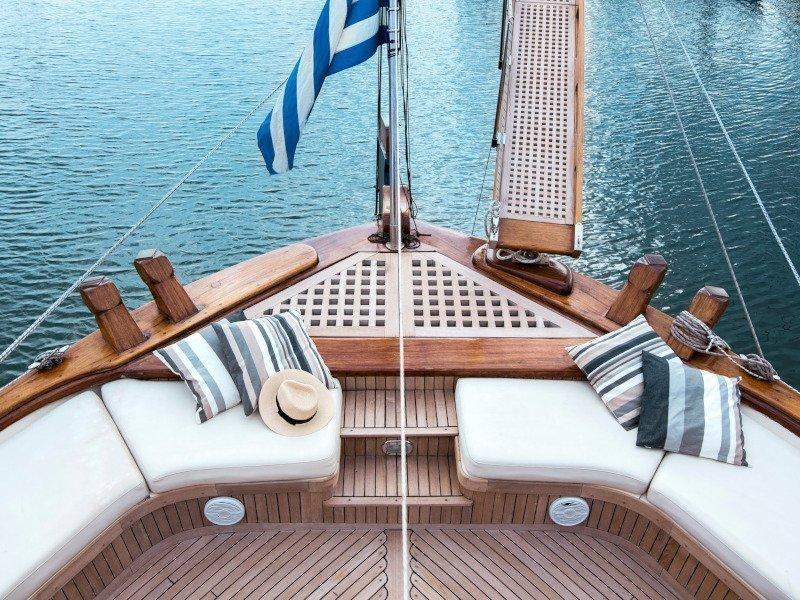 Motor sailer 2 (Achilleas)  - 3