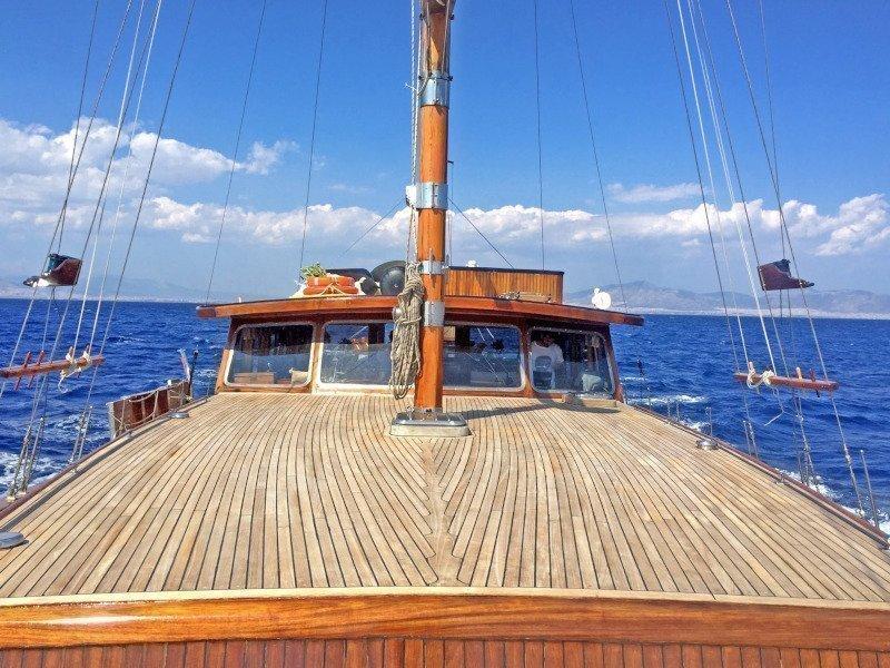 Motor sailer 2 (Achilleas)  - 5