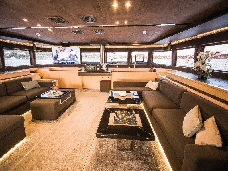 Lagoon 62 - 4 cabin version (Carpe Diem) Interior image - 5