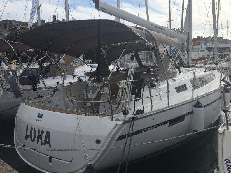 Bavaria Cruiser 37 (Luka) Main image - 0