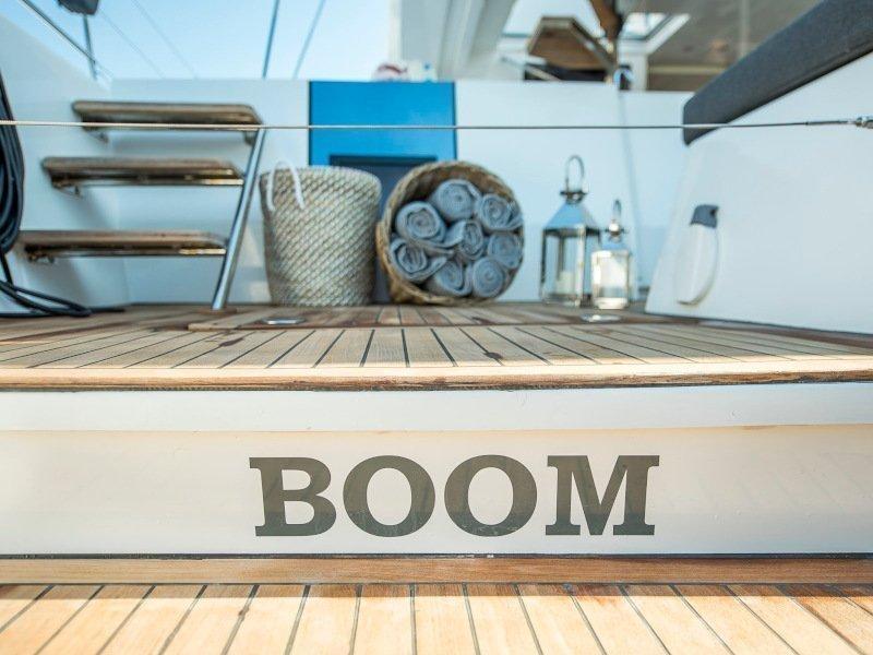 Lagoon 560 S2 (Boom)  - 3