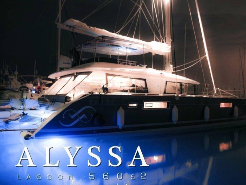 Lagoon 560 S2 (Alyssa)  - 5