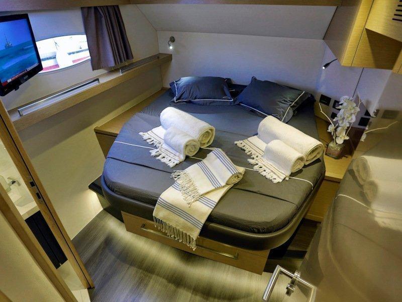 Sanya 57 - 4 cabin version (Highjinks)  - 7