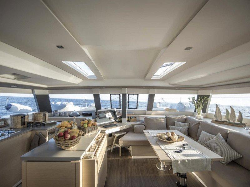 Saba 50 -  5 cabin version (Sea Energy V) Interior image - 2