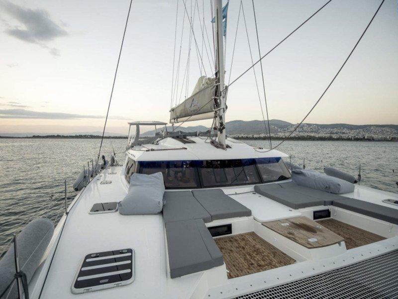 Saba 50 -  5 cabin version (Sea Energy V)  - 5