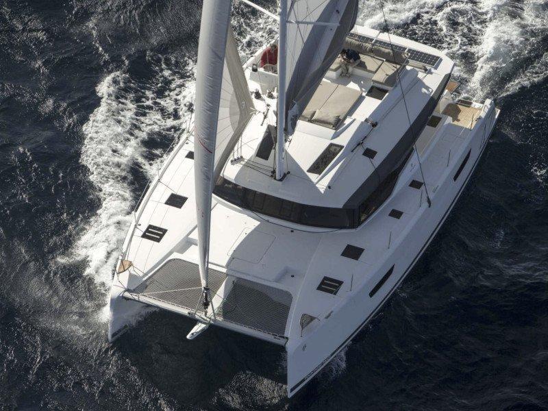 Saona 47 - 5 cabin version (White Coral) Main image - 0
