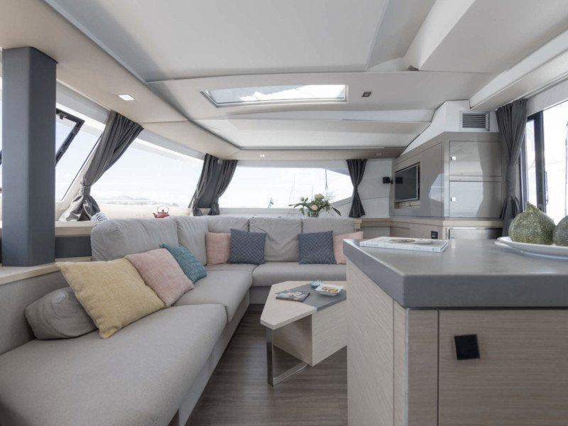 Saona 47 - 5 cabin version (White Coral) Interior image - 2