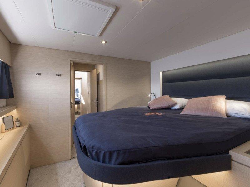 Saona 47 - 5 cabin version (White Coral)  - 1