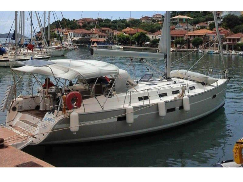 Bavaria 45 Cruiser (Anna)  - 1