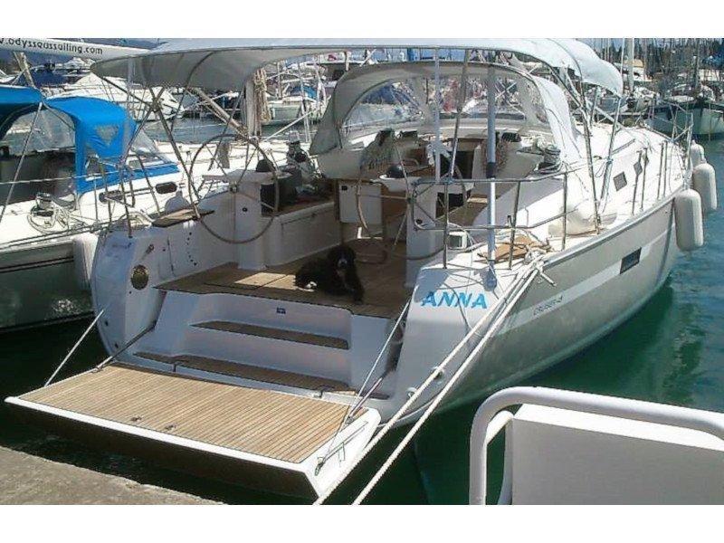 Bavaria 45 Cruiser (Anna)  - 2