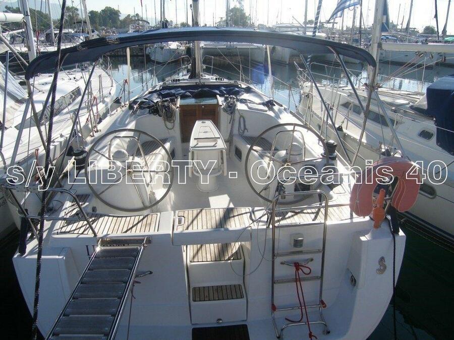 Oceanis 40 (Liberty) Main image - 19