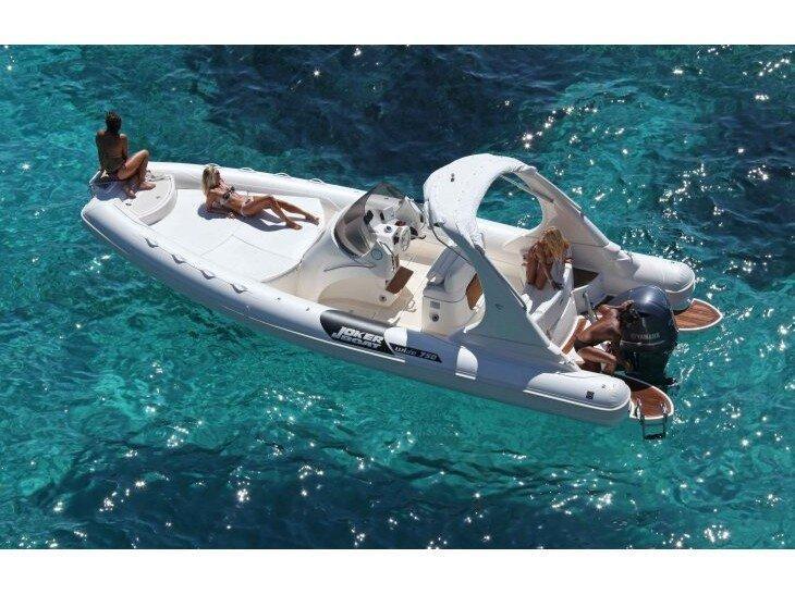 Joker Boat Wide 750 (Go Fast II) Plan image - 4