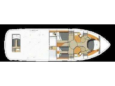 Ferretti 58/64ft (Alter Ego II) Plan image - 3