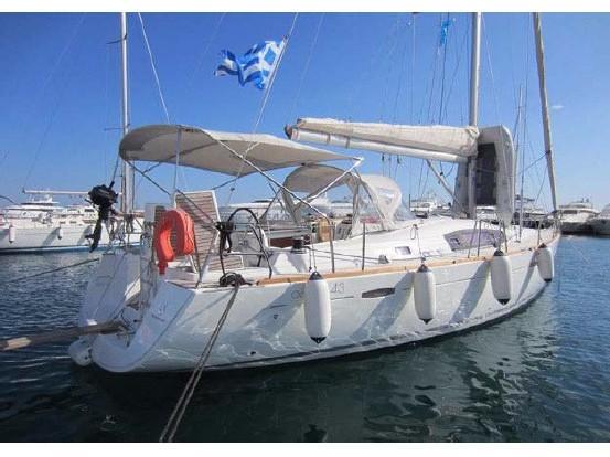 Oceanis 43 (Cote D'Azur) Main image - 0