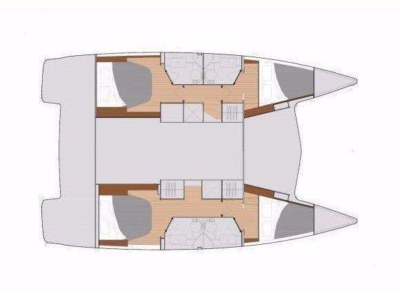 Lucia 40 (Sea Energy IV) Plan image - 1