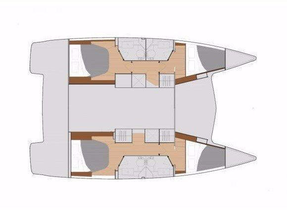 Lucia 40 (E Varka) Plan image - 1