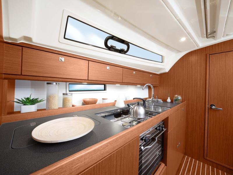 Bavaria Cruiser 45 (Elise -Bavaria 45 Cruiser)  - 23