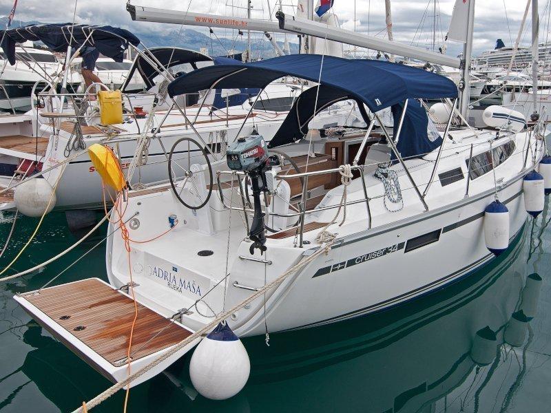Bavaria Cruiser 34 (Adria Maša)  - 10