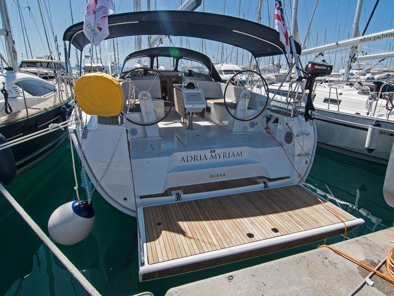 Bavaria Cruiser 46 (Adria Myriam) Main image - 0