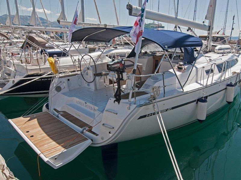 Bavaria Cruiser 46 (Adria Myriam)  - 10