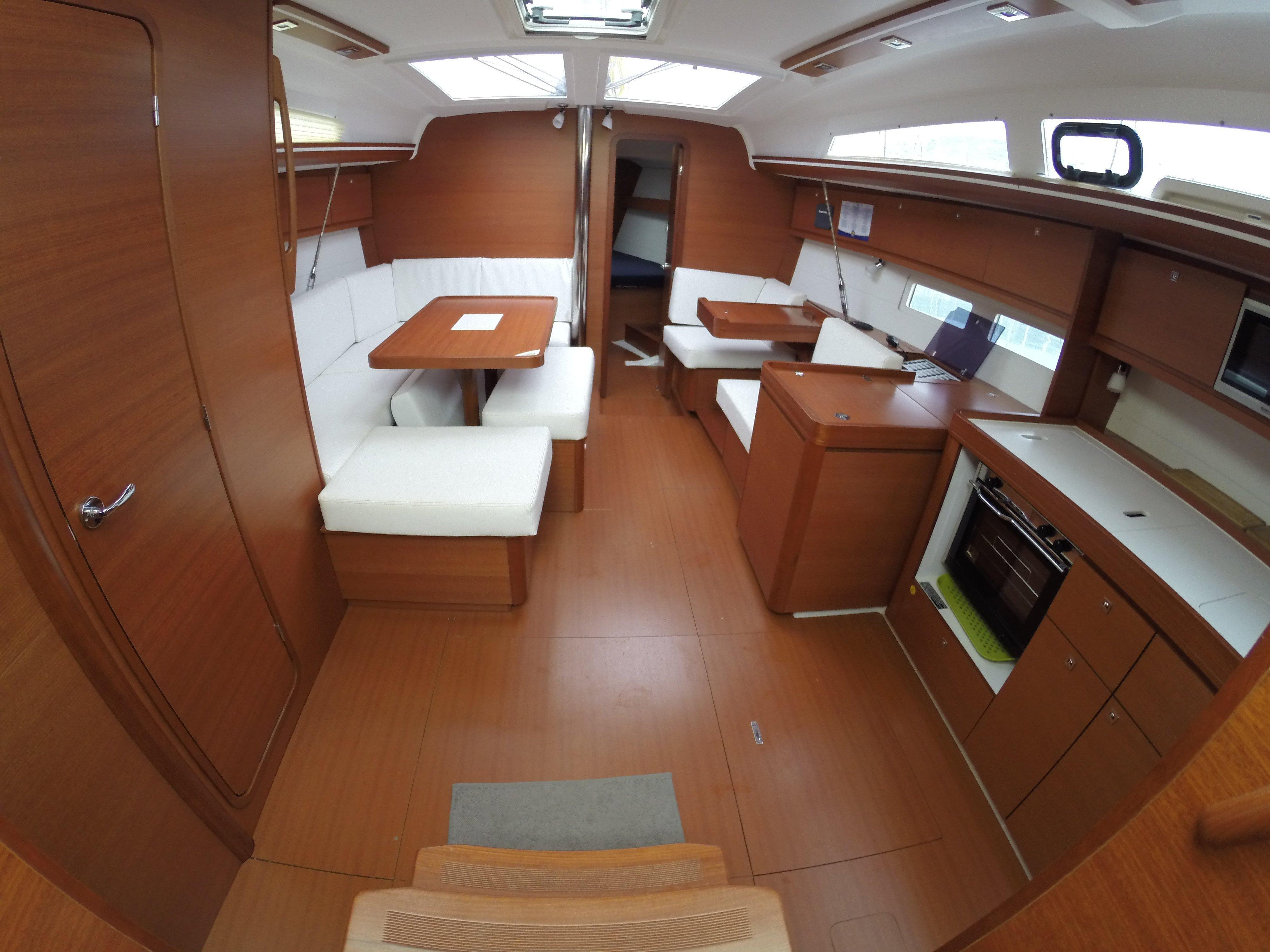 Dufour 410 GL (Cloe) Interior image - 1