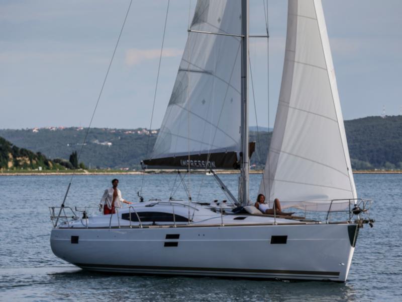 Elan 45 Impression (Sailway Ocho) Main image - 0