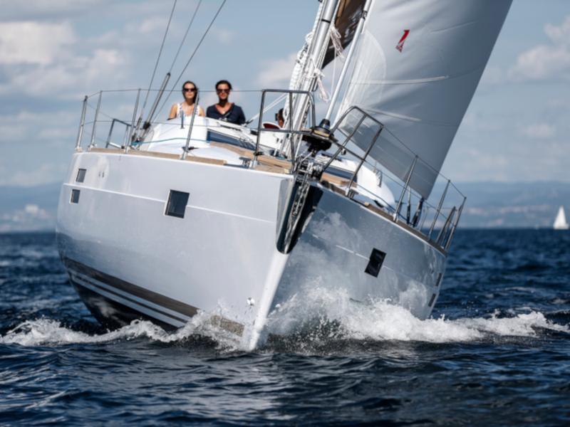 Elan 45 Impression (Sailway Ocho)  - 1