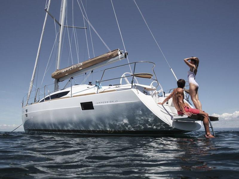 Elan 45 Impression (Sailway Ocho)  - 3