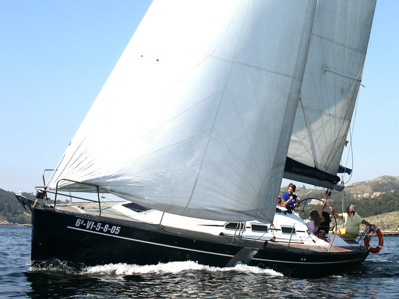 Elan Performance 37 (Sailway Uno)  - 15