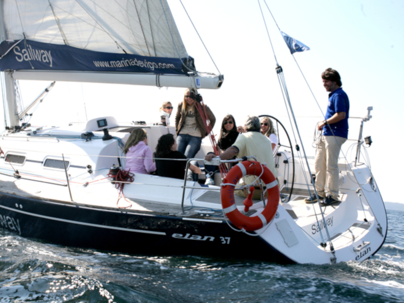Elan Performance 37 (Sailway Uno)  - 5
