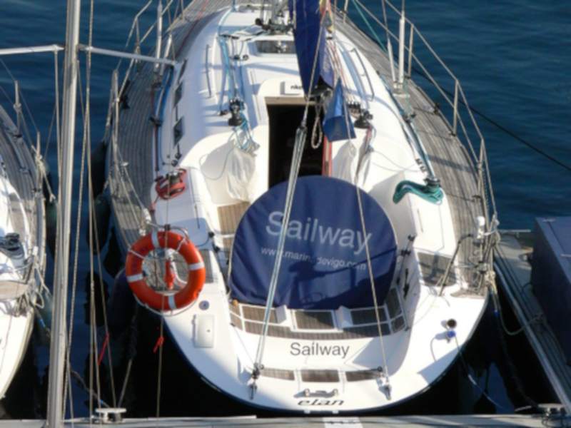 Elan Performance 37 (Sailway Uno)  - 10