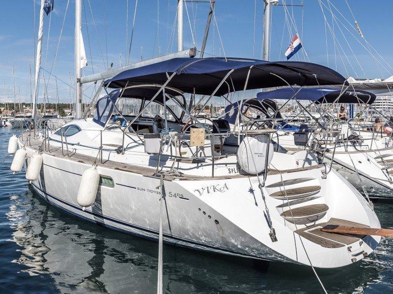 Sun Odyssey 54DS (Vika)  - 2
