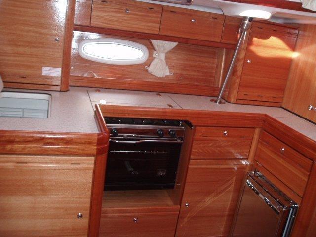 Bavaria 46 Cruiser (Mary Ann)  - 1