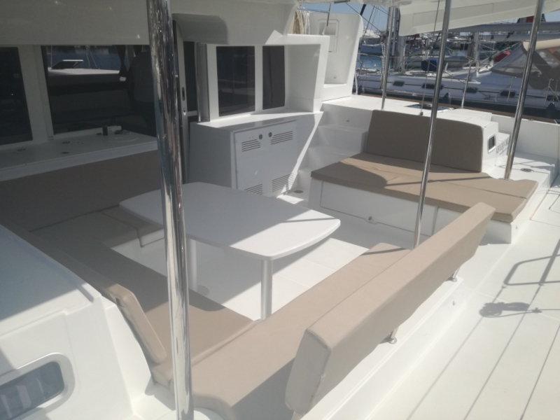 Lagoon 450  Flybridge (Aeolian Dream)  - 18