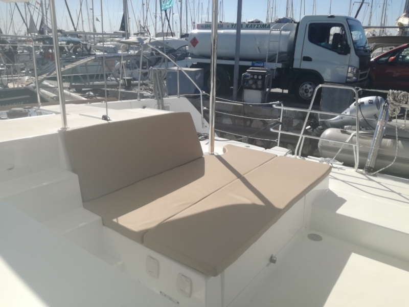 Lagoon 450  Flybridge (Aeolian Dream)  - 1