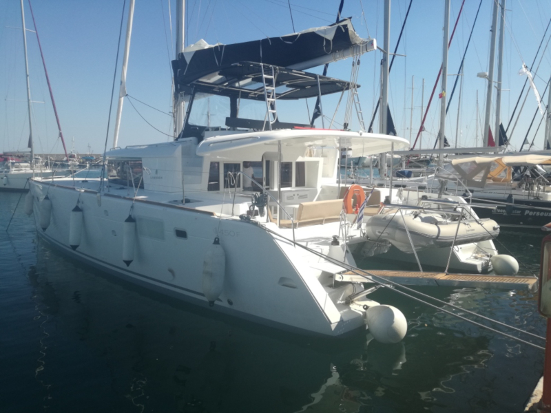 Lagoon 450  Flybridge (Aeolian Dream)  - 19