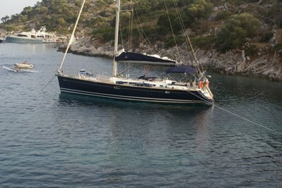 Sun Odyssey 49 (Barchetta)  - 9