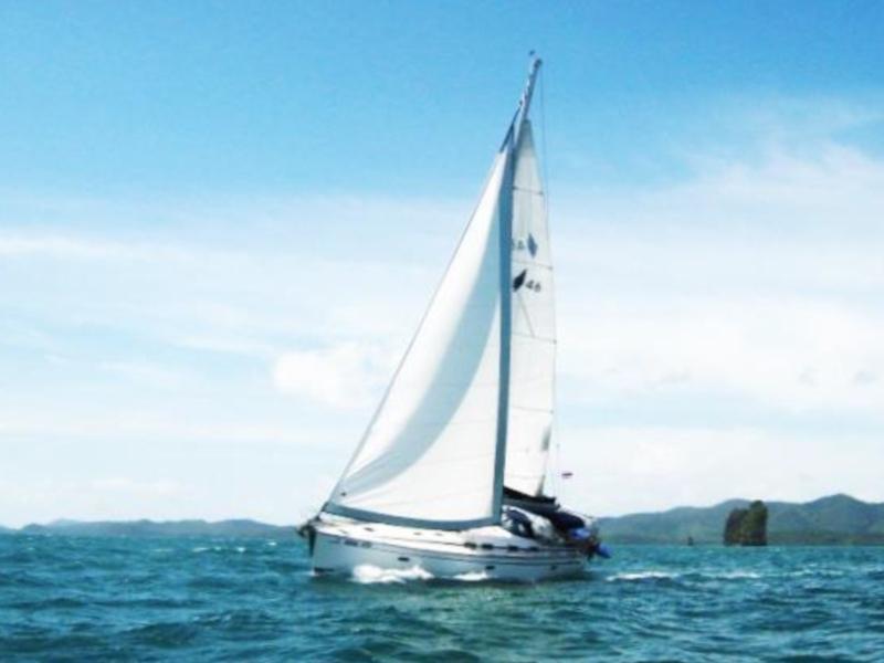 Bavaria 46 Cruiser (Uhuru)  - 1