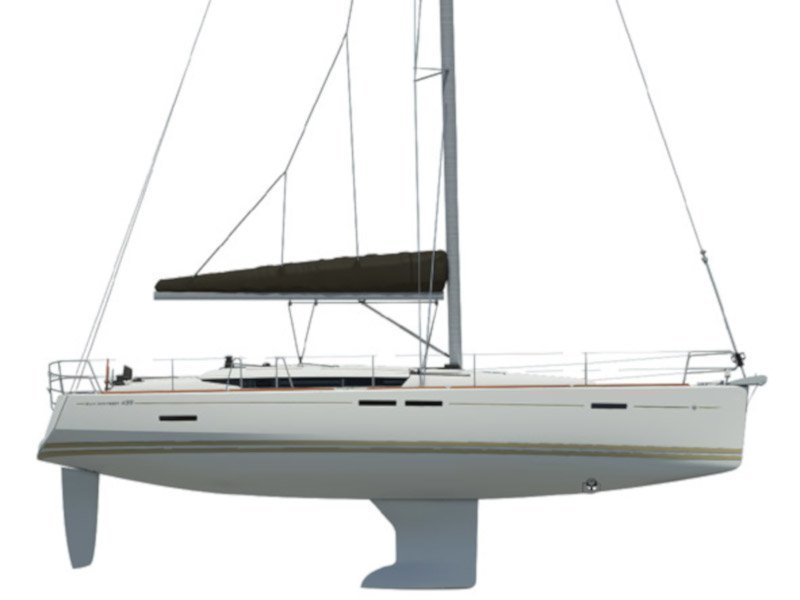 Sun Odyssey 439 (Amerigo)  - 20