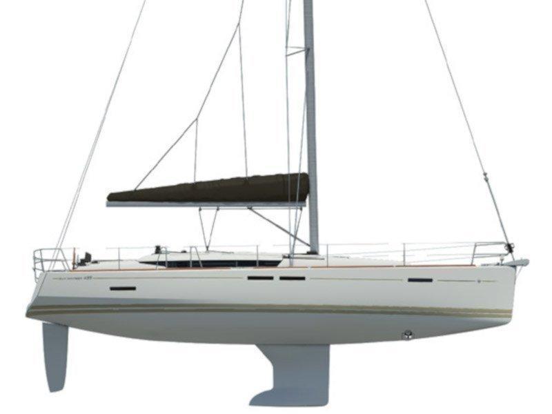 Sun Odyssey 439 (Francis)  - 11